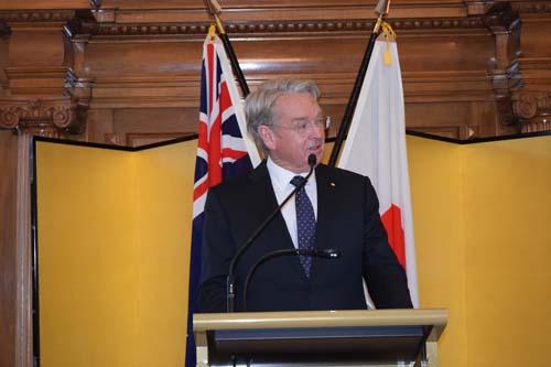 在パース日本国総領事館    Consulate-General of Japan in Perth 新年祝賀レセプションの開催